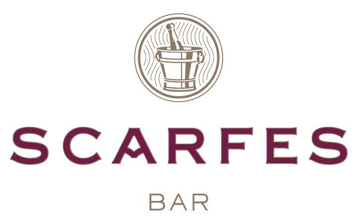 Scarfes Bar branding