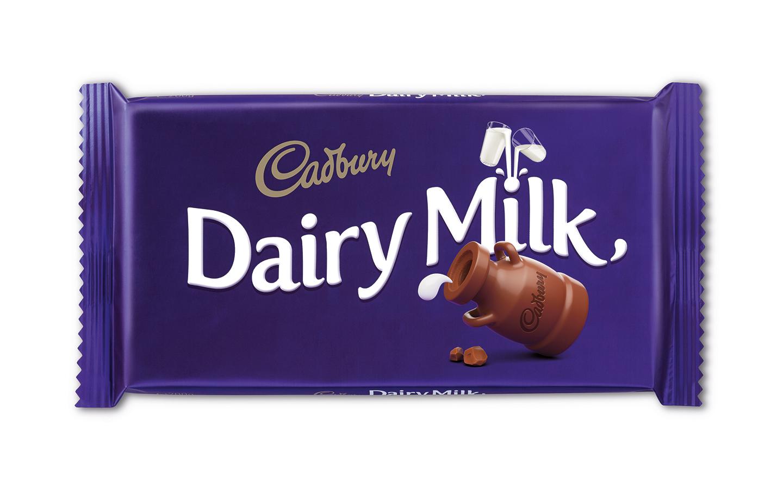 type design for Cadbury