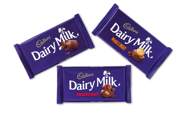Bespoke font development for Cadbury