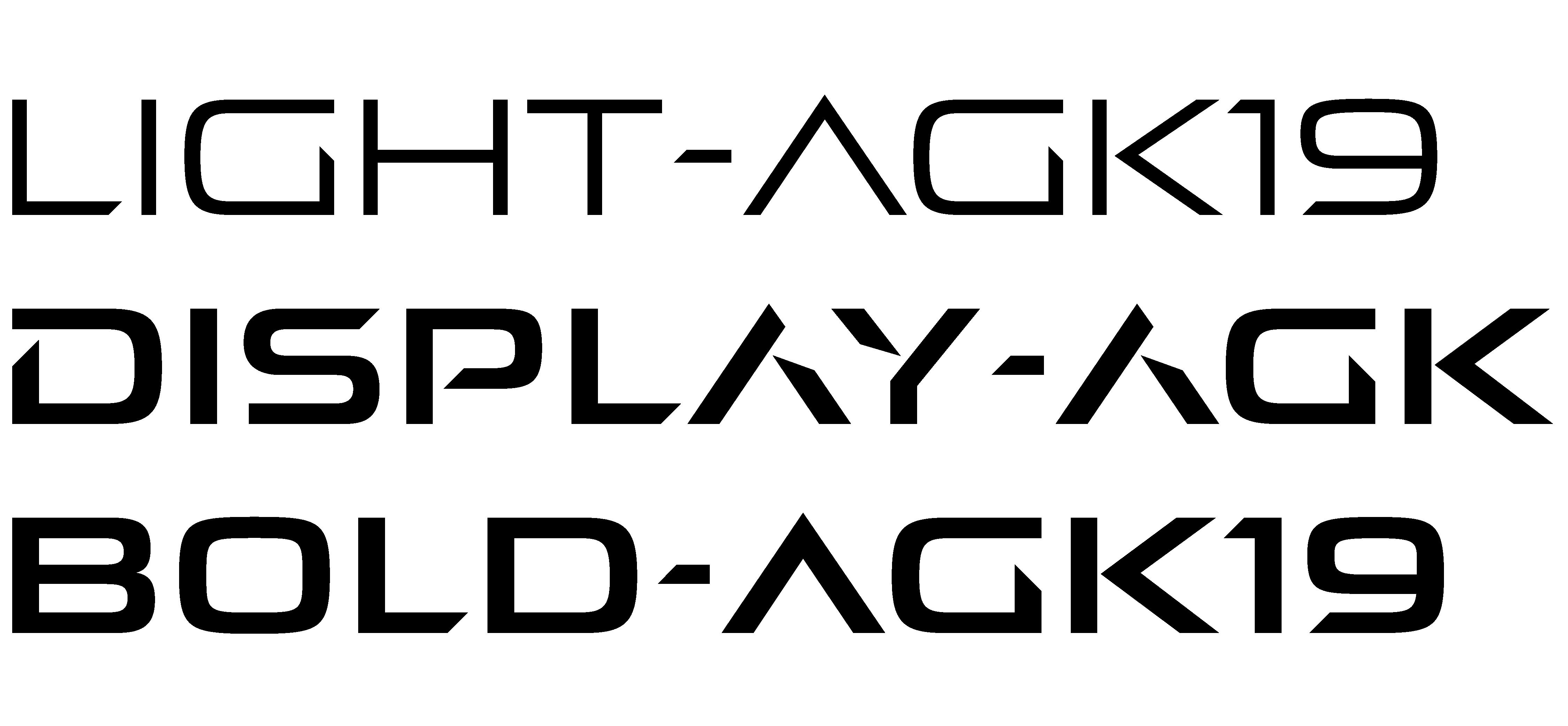 Dragonfly bespoke fonts