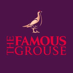 Famous Grouse bespoke typeface