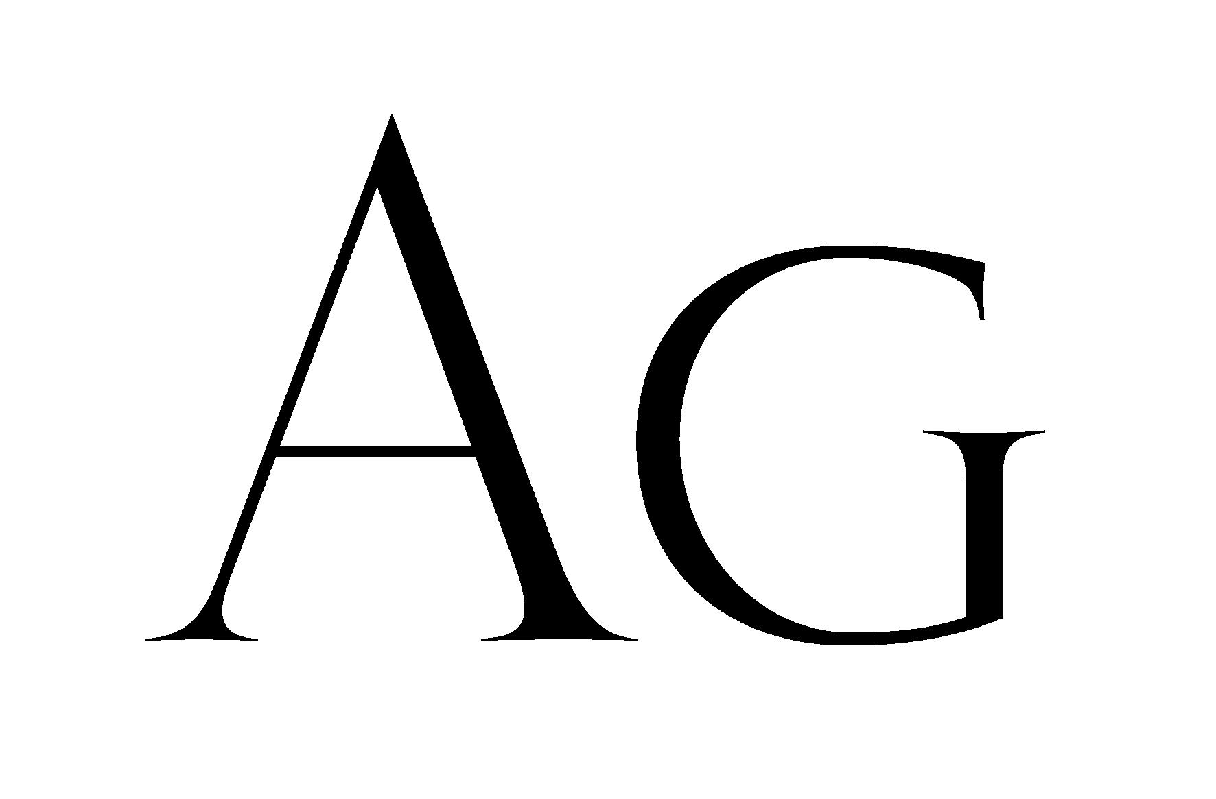 Grace BFSL typeface